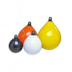 Pare battage sphérique - jaune - Ø 35 cm