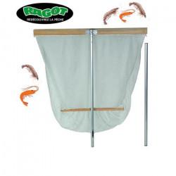 Filet à crevettes / Embrasseau démontable (80cm)