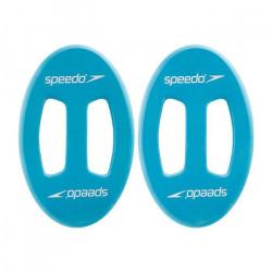 Disques flotteurs de natation Speedo Hydro Disks bleu