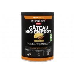 Nutrisens Sport Gâteau Bio Energy - Amande Diététique Préparation