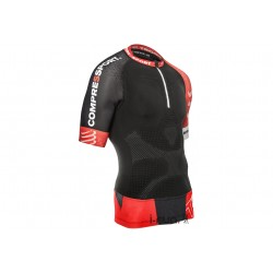 Compressport Maillot Trail Running V2 M vêtement running homme