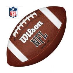 Ballon de Football Américain Wilson junior NFL TDJ pattern