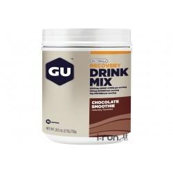 GU Boisson Recovery Drink Mix Smoothie Chocolat Diététique Protéines / récupération