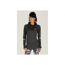 New Balance Heat Hoodie W vêtement running femme