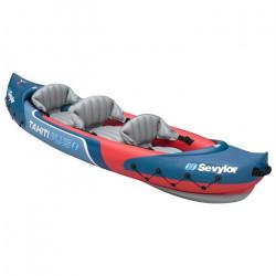 SEVYLOR Kayak 2 adultes et 1enfant Tahiti Plus