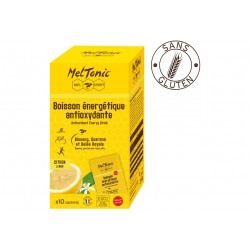 MelTonic Boisson Energétique Antioxydante - Citron Diététique Boissons