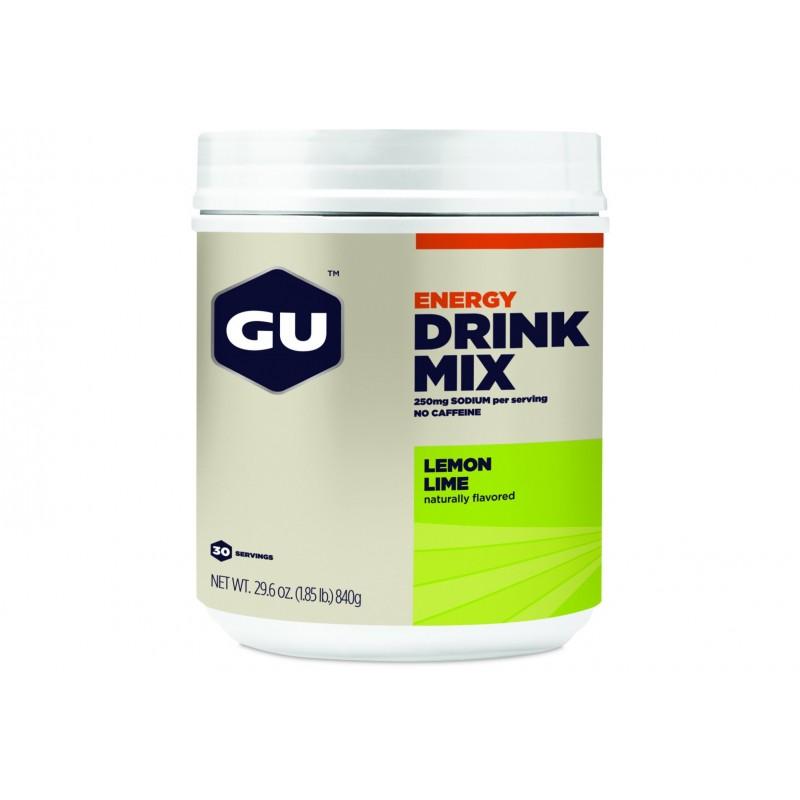GU Boisson Energy Drink Mix - Citron Diététique Boissons
