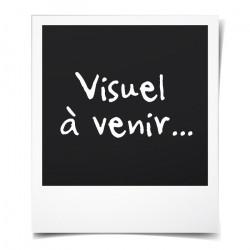 Cressi  Reef Shoes Chaussons pour Sport Aquatique Mixte Adulte, Noir/Rouge, 46 EU - EVB 944746/391