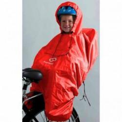 Poncho de pluie HAMAX pour siège enfant de vélo