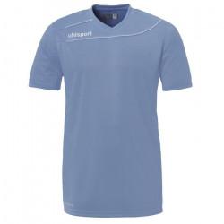 Maillot junior Uhlsport Stream 3.0 - bleu ciel-blanc - 10 ans