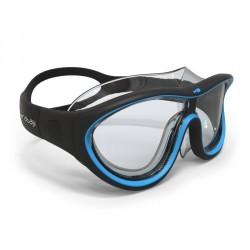Masque de natation SWIMDOW Taille L Noir bleu
