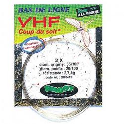 BAS DE LIGNE BACKING RAGOT VHF - COUP DU SOIR55/100'3,60m - 55/100 - 3X03.6