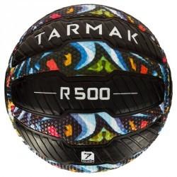 Ballon de basket adulte R500 taille 7 graffiti.  Increvable et ultra agrippant.