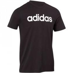 T-shirt gym pilates homme noir
