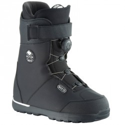 Chaussures de snowboard, all mountain, homme, Foraker 500 - Cable Lock 2Z, noire