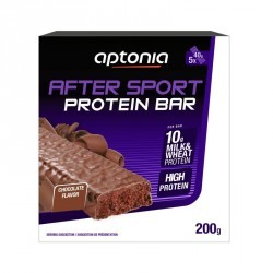 Barre protéinée AFTER SPORT Chocolat  5x40g