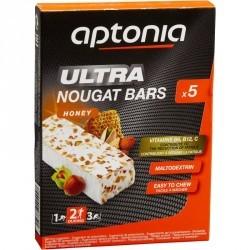 Nougat sport ULTRA NOUGATS BARS Miel 5x25g