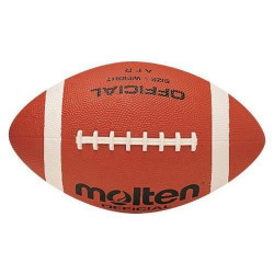 Molten - Ballon de football américain AFR - Marron
