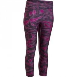 7/8 fitness cardio femme violet et noir Energy