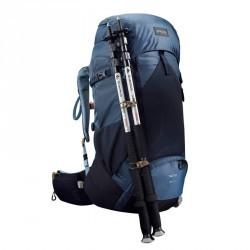 Sac à dos montagne TREK 700 50+10 Femme Bleu