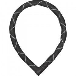 ABUS Chaine Antivol Steel-O-Flex 8200 110 cm Noir