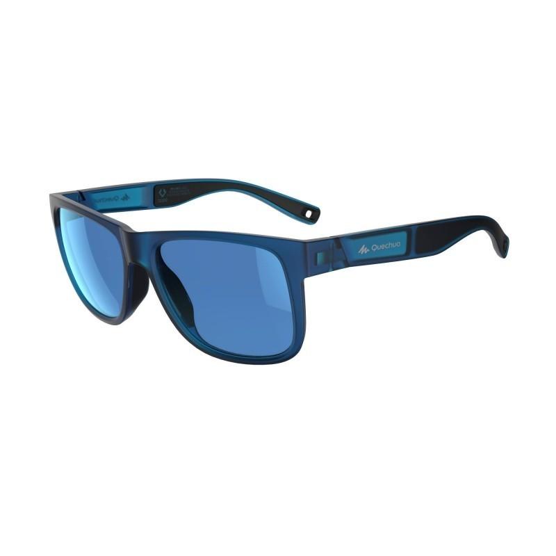 Avis   test - lunettes de soleil de randonnée adulte MH 540 bleues ... 260856260082