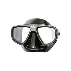 Seac  Extreme Masque de Plongée Mixte Adulte, Noir - 0750033003520A_Noir