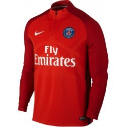HAUT FOOT   NIKE PSG STRIKE TRAINING TOP ML 17