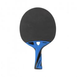 Cornilleau Nexeo X90Raquettes de ping Pong en Carbone, Bleu-Noir