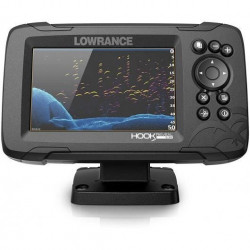 Lowrance HOOK Reveal 5,le sonar pour poissons
