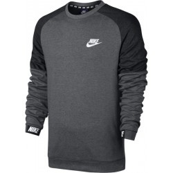 SWEAT H    NIKE M NSW AV15 CRW FLC
