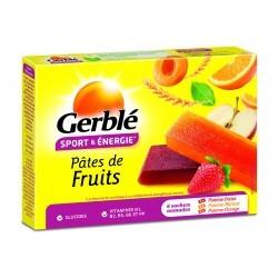 Gerblé Pâtes de fruits Diététique Barres