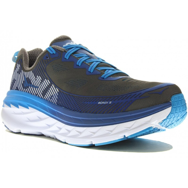 Hoka Chaussures Avis One M Homme 5 Bondi Test Large EDYWI92H