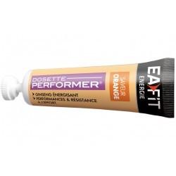 EAFIT Dosettes Performer Orange 25g Diététique Gels