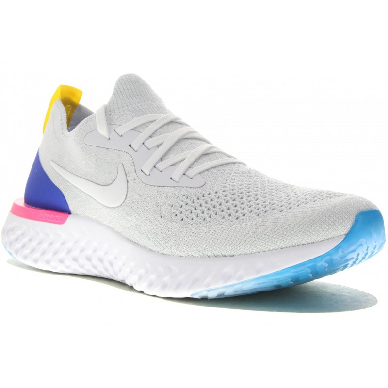Nike Epic React Flyknit W Chaussures running femme - avis / test