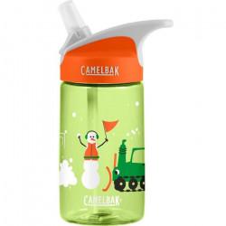 CamelBak gourde junior 19 x 10 x 7 cm vert/orange 400 ml