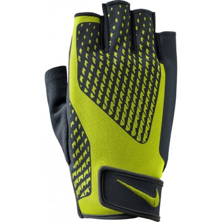 GANTS DE MUSCULATION  homme NIKE LOCK TRAINING GLOVE MEN