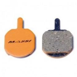 Plaquettes de freins Massi compatibles avec Hay...