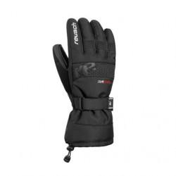 Reusch Connor R-Tex XT 9, Ski, Snowboard, Gants, Mâle, Coupe cofortable, Hiver, Noir