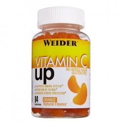 WEIDER - Vitamin C Up 84 gummies