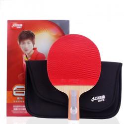 CDPC Jeu de Raquettes de ping-Pong 1 Raquettes de ping-Pong - Sac de Rangement Pratique - Ensemble Complet de Tennis de Table -