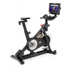 NORDICTRACK - Vélo d'appartement Commercial S15i Studio Cycle Connecté iFIT/ Inclinaison -10% à 20% / Abonnement 1an inclus