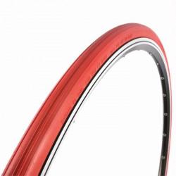 Pneu home trainer 700 x 23C (23-622) 26 TPI rouge vélo cycle entrainement