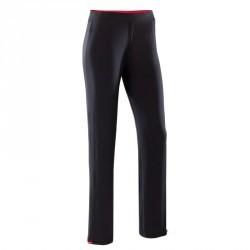 Pantalon ajustable femme noir