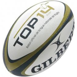 GILBERT Ballon de rugby G-TR4000 Top 14 - Taille 5 - Homme