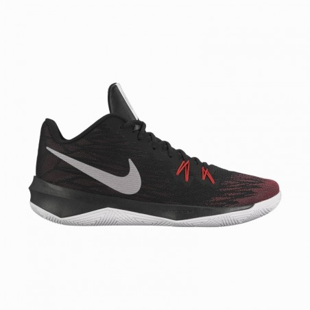 Chaussure de basket NIKE AIR ZOOM EVIDENCE ROUGE adulte