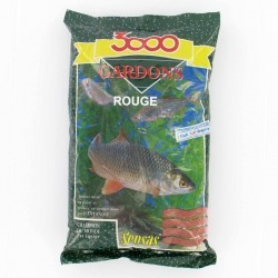 Amorce pêche 3000  GARDON ROUGE 1 KG