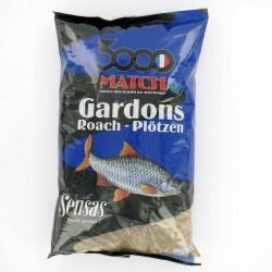 Amorce pêche 3000 MATCH GARDONS 2 KG
