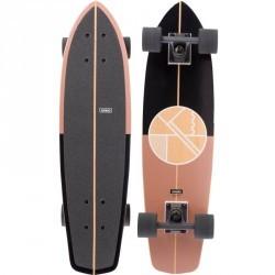 Cruiser Skateboard YAMBA BOIS Coper