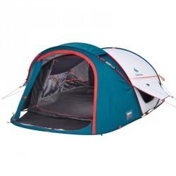 Tente de camping 2 SECONDS 2 XL FRESH&BLACK   2 personnes blanche